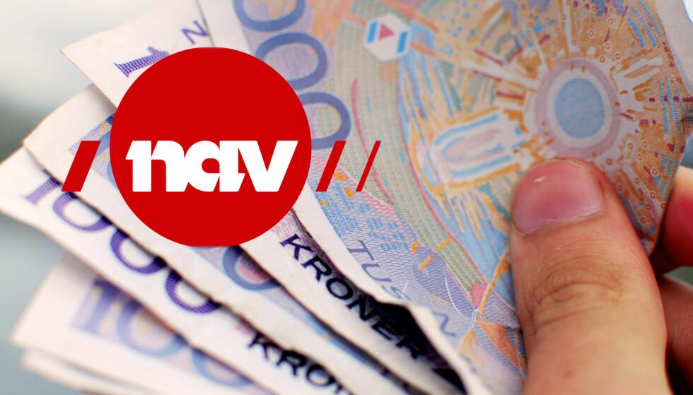 FEILINFORMERER: NRK forteller seerne at arbeidsavklaringspenger er «NAVs mest lukrative ytelse». Realiteten er selvsagt at det fins et utall personer som mottar «mer lukrative» utbetalinger fra NAV enn AAP, skriver Dagbladets spaltist.