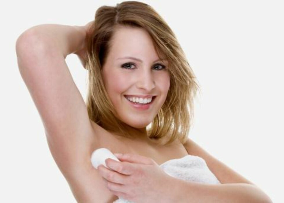 DEO-TEST: Heldigvis for oss forbrukere fins det stadig flere deodoranter uten aluminium og tvilsomme parabener. Bedre Helses eget testpanel har prøvd ut 16 av de mest solgte og aktuelle produktene. Illustrasjonsfoto: Thinkstock