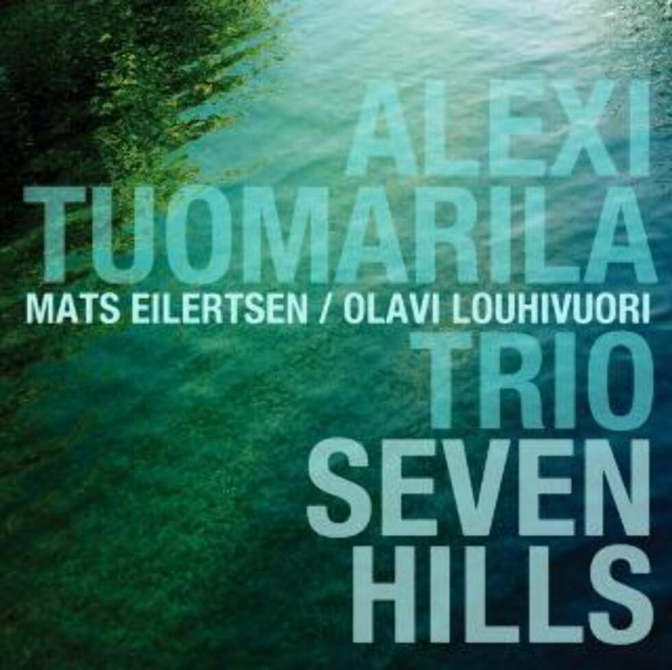 ALEXI TUOMARILA TRIO:To finner og en nordmann på vei mot noe stort.