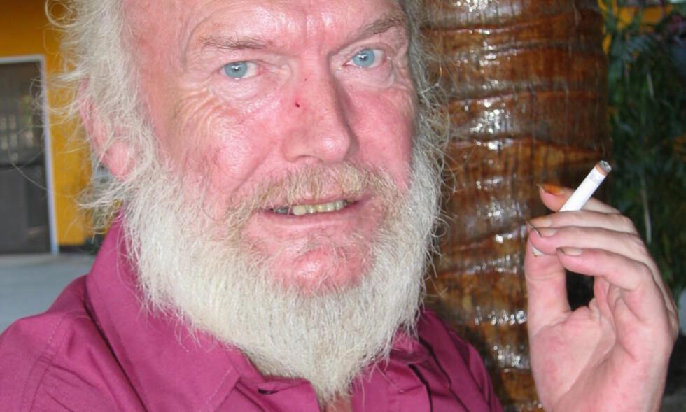 PRODUKTIV: Jan H. Jensen (1944-2013) var en produktiv og mangfoldig forfatter. Han vil blir dypt savnet av sine mange venner i Trondheim etter at han ble funnet død på Filippinene i mai i år. Foto: Sverre Årnes