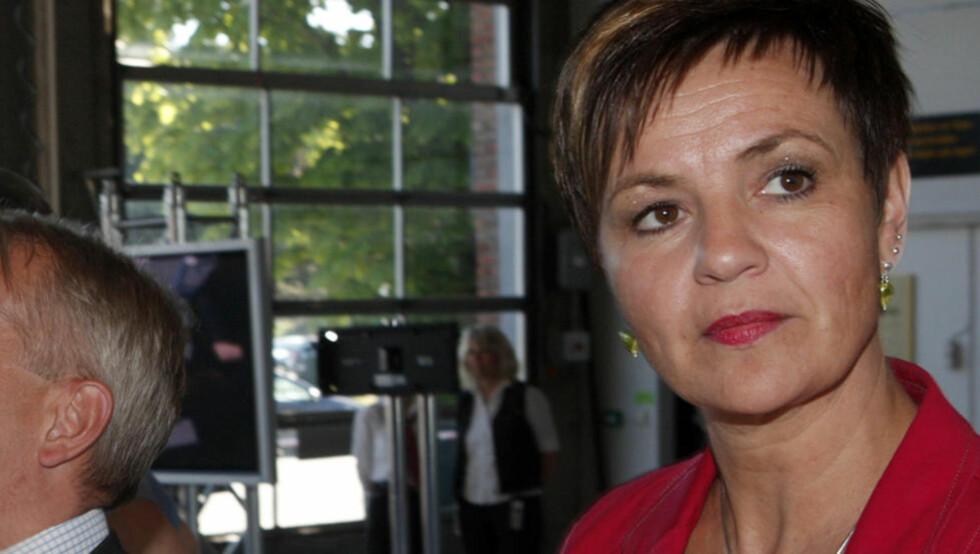 Ikke løfte en finger: Anne Tingelstad Wøien fra Senterpartiet mener Norge ikke skal føye seg etter de tre EU-dommene. Foto: Knut Falch / SCANPIX