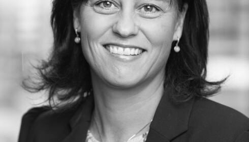 IMOT LOVEN: Anne Marie Schrøder i Matvett, matbransjens satsning på å redusere matsvinn. Foto: MATVETT