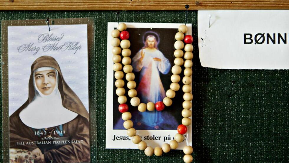 EVENTYR: Nyateistene liker seg best på sidelinjen hvor de kan ståke om at teologi er læren om eventyr, skriver artikkelforfatteren. Foto: Anita Arntzen