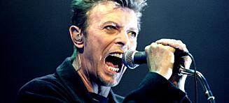 David Bowies sønn raser mot askerykter: - Denne anklagen er ekkel