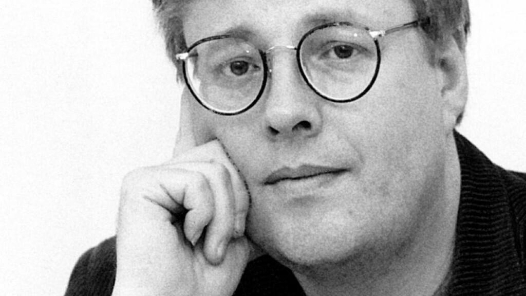 SKREV TIDLIG: En novelle Stieg Larsson skrev da han var bare 17 år gammel skal nå utgis i en engelskspråklig krimantologi. Foto: David Lagerlöf / GYLDENDAL
