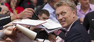 Moyes: - Premier League mer uforutsigbar enn på lenge