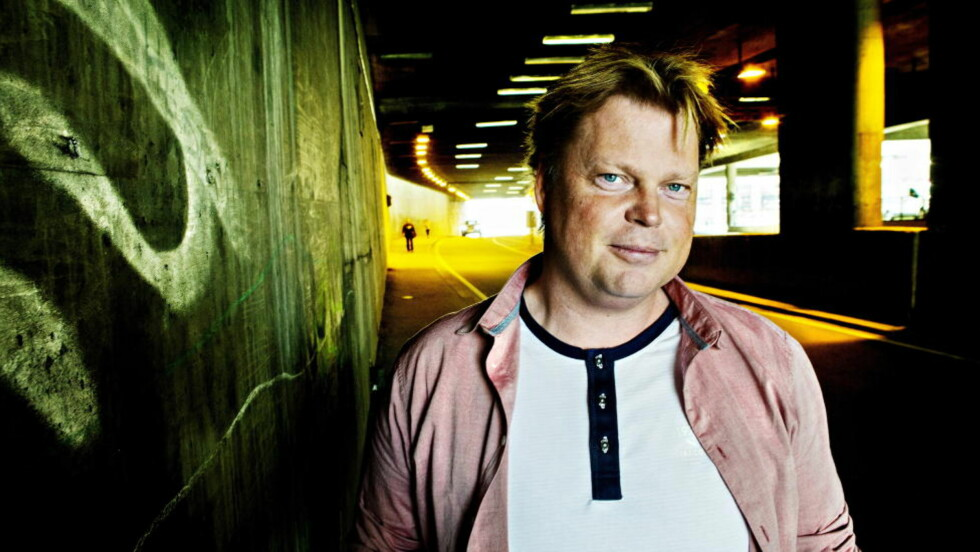 TOPPKRIM:  I fjor ble Jørn Lier Horst tildelt Rivertonprisen og Glassnøkkelen for «Jakthundene». Nå er han ute med ny krim. «Hulemannen» er minst like god, mener anmelderen. Foto. Nina Hansen / Dagbladet