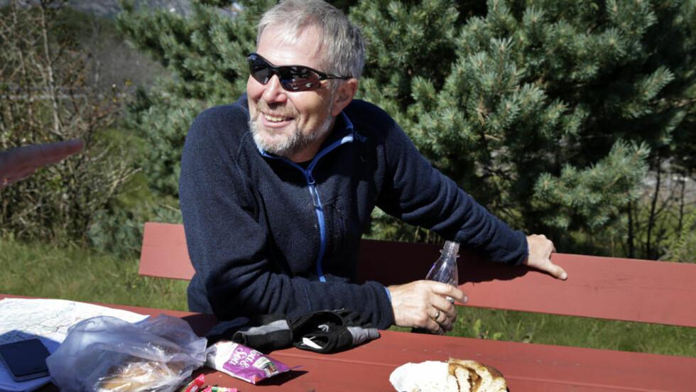 VIL IKKE:  Arne Johannessen har nå gitt beskjed om at han ikke er kandidat til å overta som leder av UNIO. - Etter 25 år med pendling vil jeg prioritere familie og fritid, sier Johannessen. Foto: Grethe Nygaard