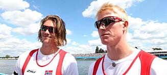 Borch og Hoff hadde beste tid i forsøksheatene i VM