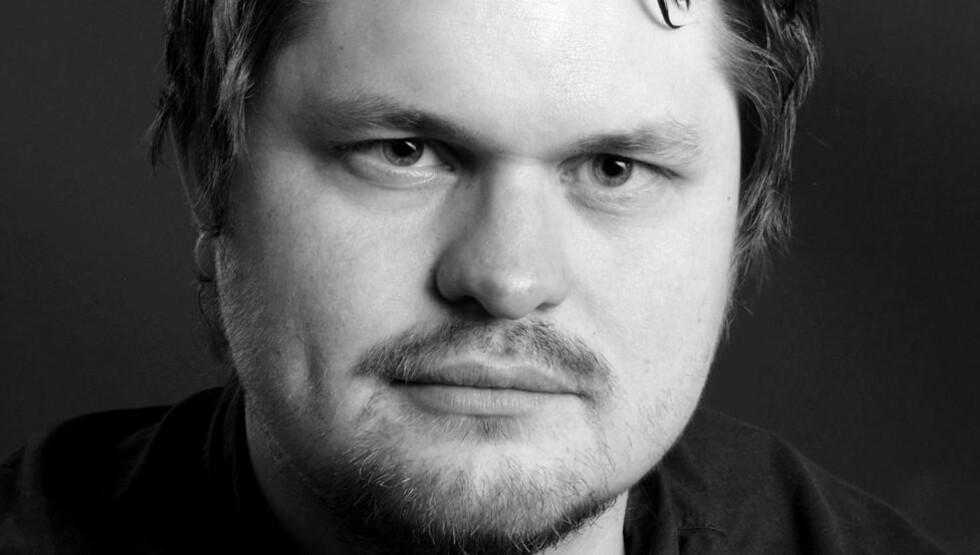 EKS-radikaler Lars Akerhaug skriver godt og nyansert om nordmenn som har kastet seg ut i den hellige krigen, mener Dagbladets anmelder. Foto: Kagge forlag.