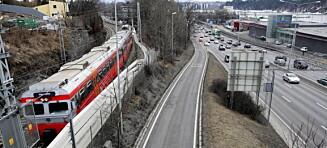 Jernbaneverket får mer penger i revidert