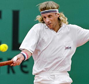SAMMELIGNES: Christer Francke tror Casper Ruud kan ha den samme effekten på norsk tennis, som Björn Borg hadde for Sverige. Foto: NTB Scanpix