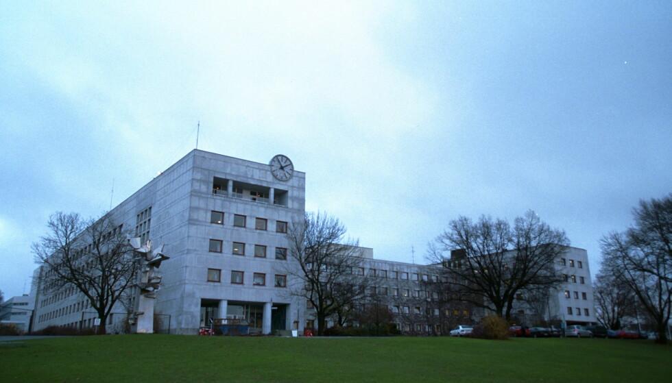 OPPLYSNING: NRK skal opplyse, ikke fortelle folk hva de skal gjøre, sier Kyrre Nakkim.   Foto RASMUSSEN/ESPEN Dagbladet