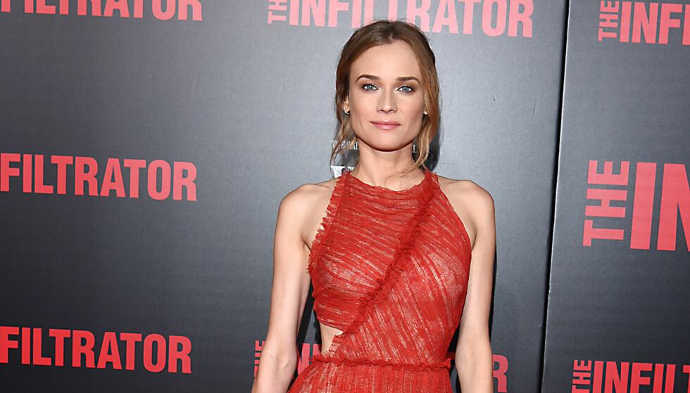 IRRITERT: Diane Kruger husker fortsatt filmanmeldelsen hvor det stod at hun var «for pen til å spille en rolle med substans». Foto: Stella pictures.