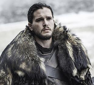JON SNOW: I sesong seks ble det avslørt at Jon Snow, spilt av Kit Harington, mest sannsynlig er sønnen til Lyanna Stark og RhaegarTargaryen. Foto: HBO Nordic