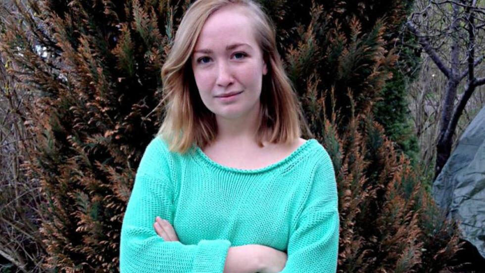 VILLE FEIRE 17. MAI: Borreliasyke Rakel (20) får etter et innlegg på Facebook nå låne en rullestol. Det betyr at hun får med seg 17. mai-feiringa. Foto: Privat