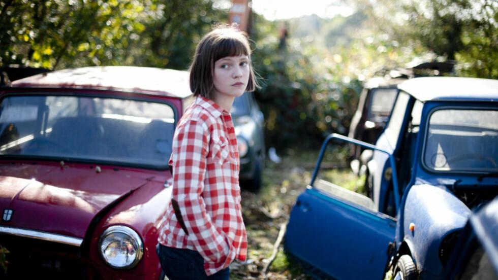 <strong>DE VOKSNES VERDEN:</strong> Eloise Laurence (Skunk) gjør et godt, men ikke uuttslettelig inntrykk i «Broken».