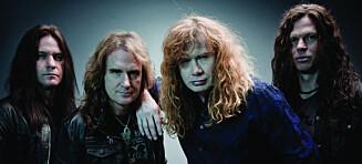Megakalkun fra Megadeth