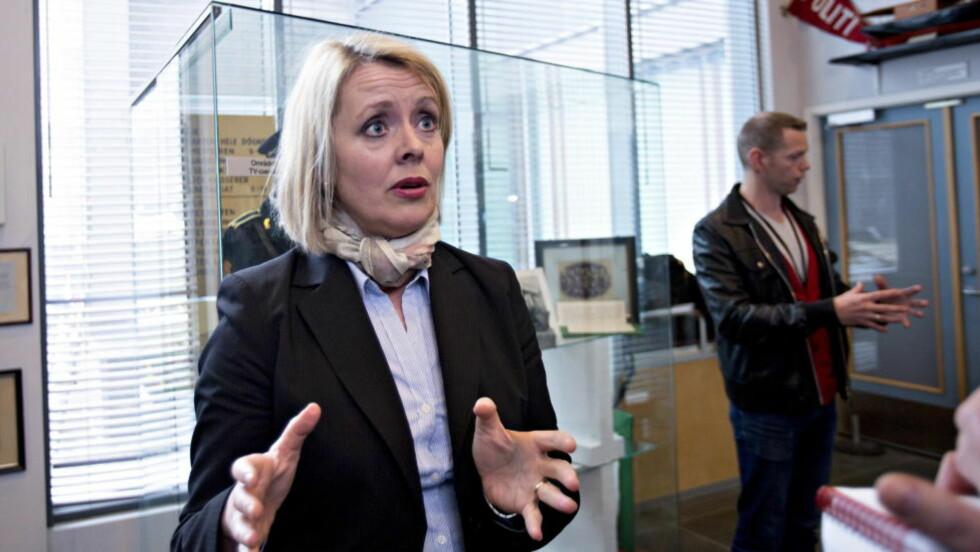 BEKREFTER: PST-sjef Benedicte Bjørnland sier til NRK at flere som har reist fra Norge for å delta i kamper i Syria skal ha blitt drept. Foto: Torbjørn Berg / Dagbladet