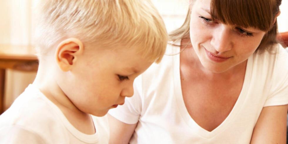 LYDIGE BARN: Å få helt lydige barn er nok en ønskedrøm, men her får du tipsene du trenger for å unngå de største konfliktene med barna. Illustrasjonsfoto: Thinkstock