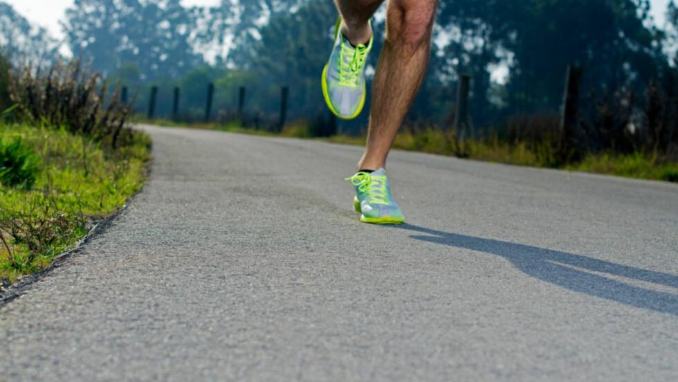 - SPENNENDE: - Man skal ikke se bort fra at det å se raske resultater av trening samtidig som kondisjonen blir bedre gjør at folk beveger seg mer også i hverdagen, sier Sigmund A. Anderssen ved Norges idrettshøgskole. Foto: COLOURBOX