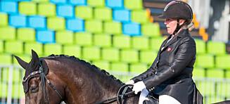 Da datteren døde lånte foreldrene bort hesten til Ann Cathrin. I dag tok de gull