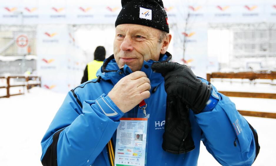 - TRODDE IKKE DET VAR SÅ OMFATTENDE: Dopingjeger Inggard Lereim trodde ikke helt på Gregorij Rodtsjenkovs innrømmelser om systematisk doping. Så kom enda en innrømmelse fra russerne. Foto: Håkon Mosvold Larsen / SCANPIX