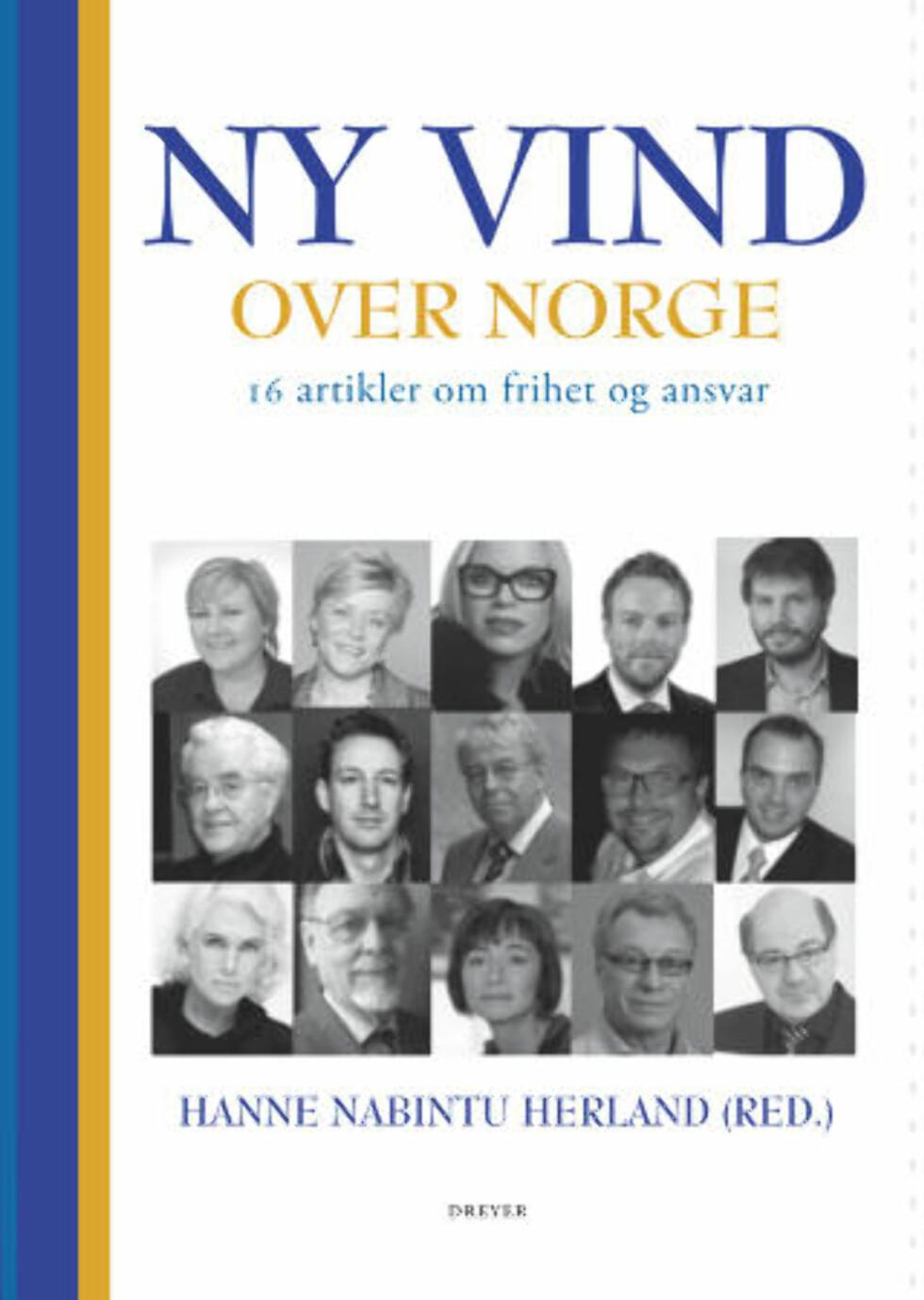 Er Hanne Nabintu Herland på hemmelig oppdrag for «venstresiden»?
