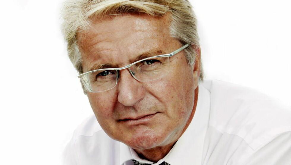 VIL HJELPE: Oslo-ordfører Fabian Stang. Foto: Elisabeth Sperre Alnes/Dagbladet