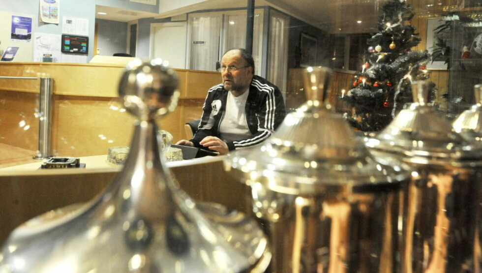 FORVENTET KRITIKK: RBKs styreleder Ivar Koteng var forberedt på kritikk etter at daglig leder Hroar Stjernen i går fikk sparken. Nå svarer han kritikerne. Foto: Ned Alley / NTB scanpix