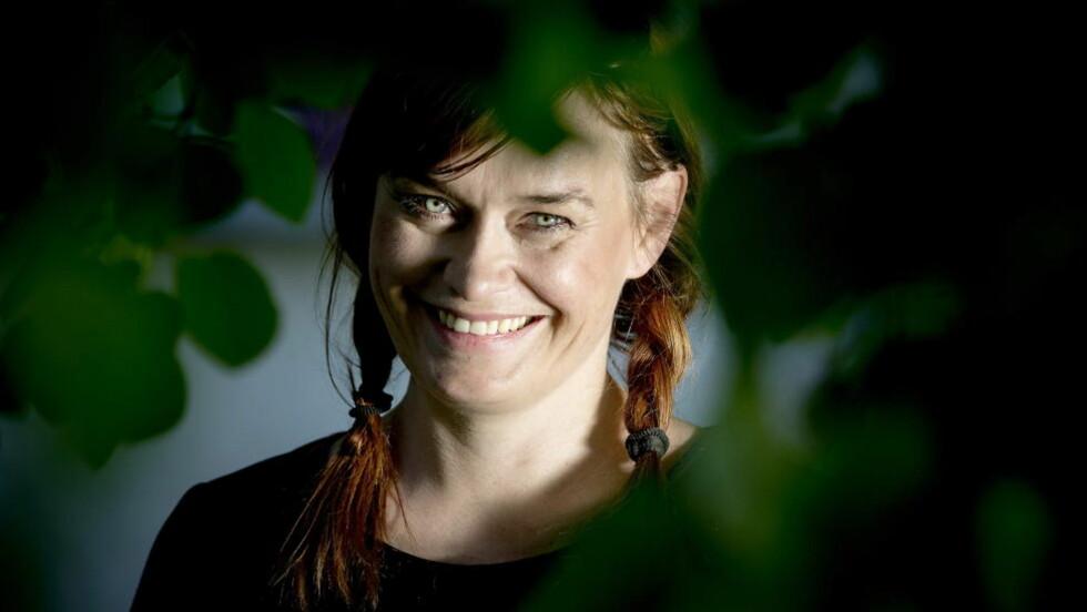 HVERDAGSPORNO: Selma Lønning Aarø skal gjøre litteratur av sin egen ferd mot orgasme i «Jeg kommer snart», som kommer i høst. Foto: Bjørn Langsem / Dagbladet.