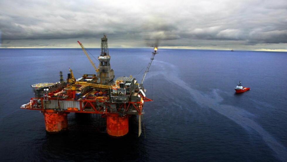 NORSK RESSURS: Det er knapt noen som overraskes over t det er olje og fisk som er våre største økonomiske ressurser, skriver anmelderen om boka «Hva Norge kan være i verden». Foto: Eirik Helland Urke/Dagbladet