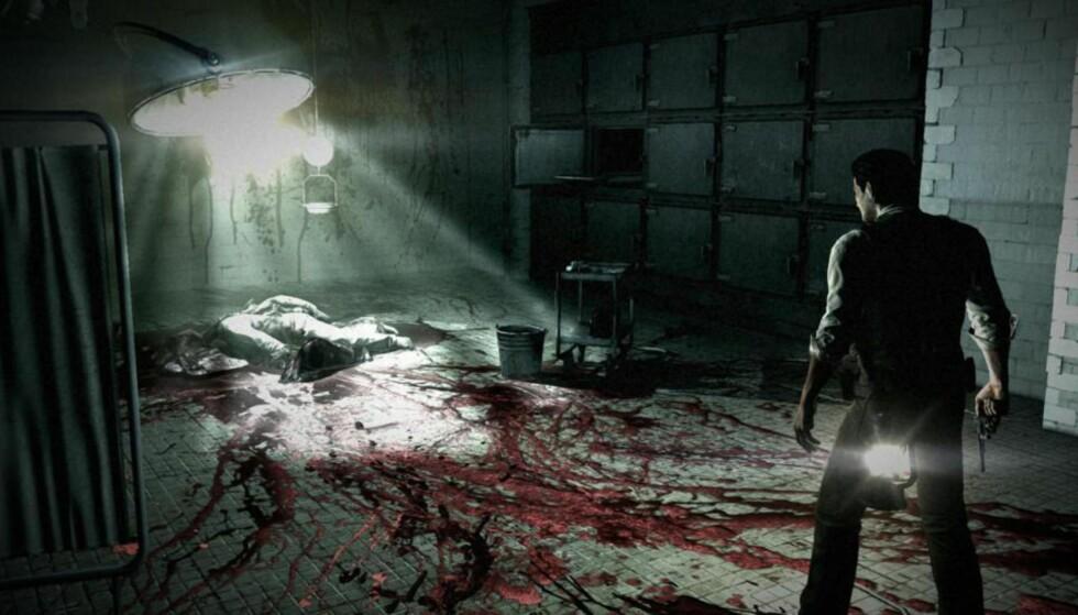 Mannen bak Resident Evil er tilbake med The Evil Within