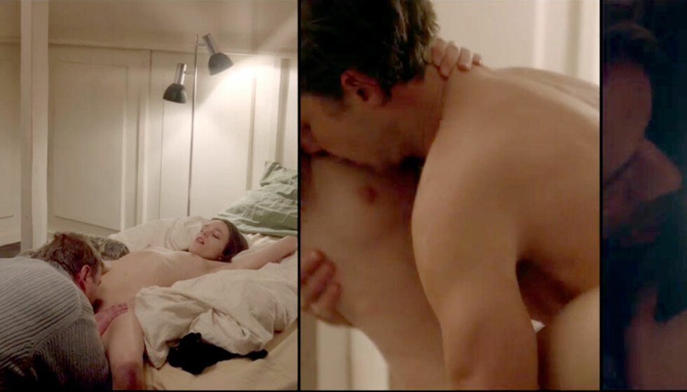 Heftige sex-scener i Lars von Triers «Nymphomaniac»