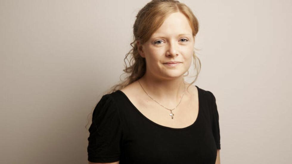 - HELT ABSURD KrFU-leder Elisabeth Løland mener det er absurd at helse- og omsorgsdepartementet ikke har bevilget penger til gratis prevensjon for kvinner under 25 år. Foto: Sigurd Fandango / KrFU