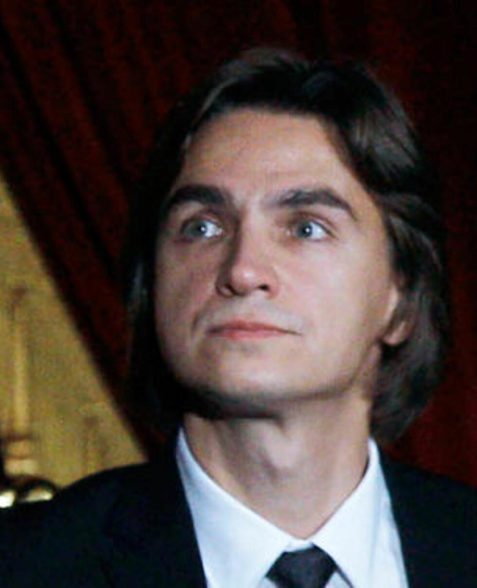 ANGREPET:  Bolsjojballettens artistiske direktør, Sergej Filin, ble angrepet med svovelsyre i januar i år. Foto: AFP Photo / RIA-Novosti / NTB Scanpix