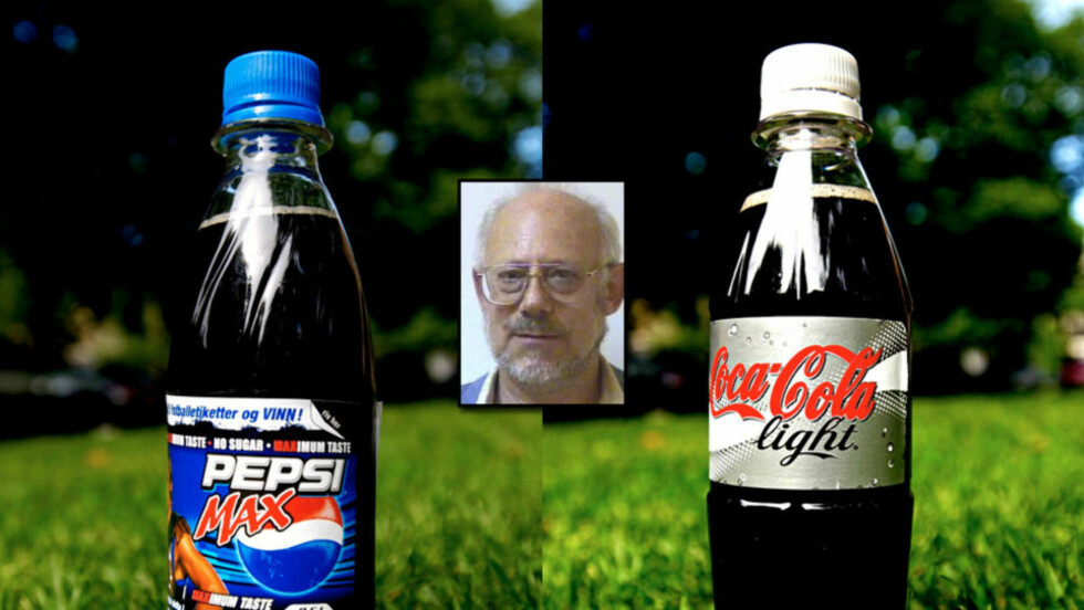 STERKT KRITISK: Den britiske professoren Erik Millstone ved Sussex-universitetet stoler ikke på EUs matsikkerhetseksperter når de sier at det kunstige søtningsmiddelet aspartam er trygt. Foto: John Terje Pedersen/Sussex-universitetet