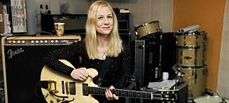 Norges nye gitarhelt vraket bunad som konfirmasjonsgave
