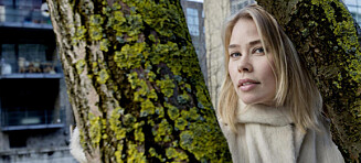 «Borgen»-stjerna Birgitte ble for opptatt av sitt eget speilbilde