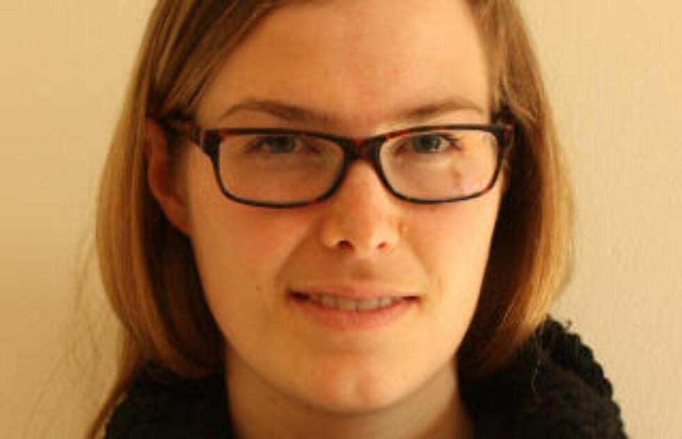 Ingrid Dagsland Halderaker, NTNU-student