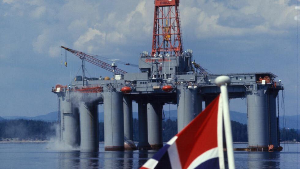 SÅRBARE: «Ved å legge bedre til rette for gründerskap vil vi kunne redusere sårbarheten som følger av høy petroleumsaktivitet. Spørsmålet er hvordan vi kan forbedre vår innovasjonskraft?» skriver artikkelforfatteren. Foto: Erik Thorberg / NTB Scanpix