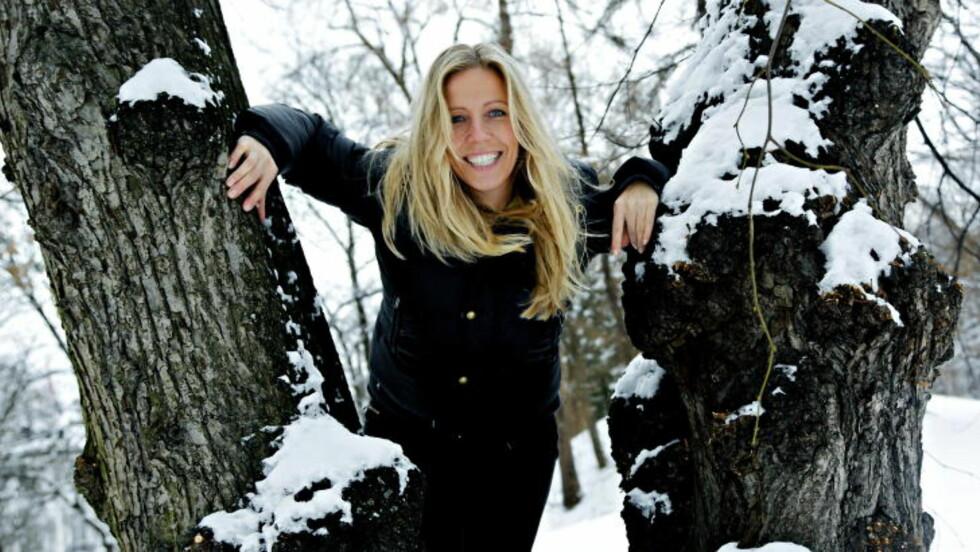 - POLITIKERNE MÅ VISE DE GODE LØSNINGENE: Folk er klare for klimainnsats, mener WWF-leder Nina Jensen.  Foto: Jacques Hvistendahl / Dagbladet.