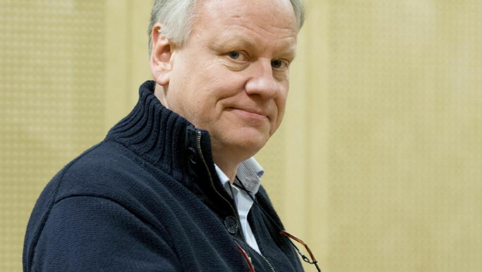 POLITIET ANKER:   Sigurd Klomsæt Foto: Håkon Mosvold Larsen / NTB scanpix