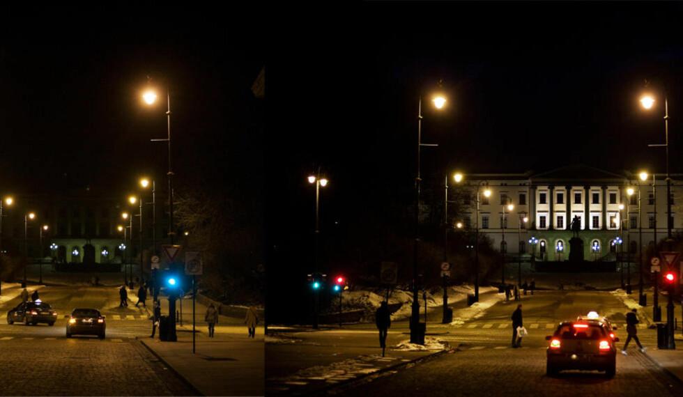 SLUKKET LYSET:  Generealsekretær i WWF-Norge, Nina Jensen, mener politikerne nå må gjøre mer for miljøet. I fjor slukket halvparten av Norges befolkning lyset under «Earth Hour». Foto: Henning Lillegård / Dagbladet