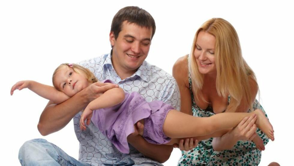 OPPDRAGELSE: To eksperter gir deg sine beste tips til hvordan du skal lykkes med barneoppdragelsen. ILLUSTRASJONSFOTO: Colourbox.no