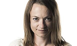 SPALTIST: Anne Gunn Halvorsen.