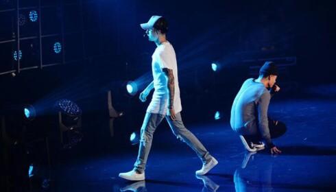 Her stormer Justin Bieber av scenen i Oslo
