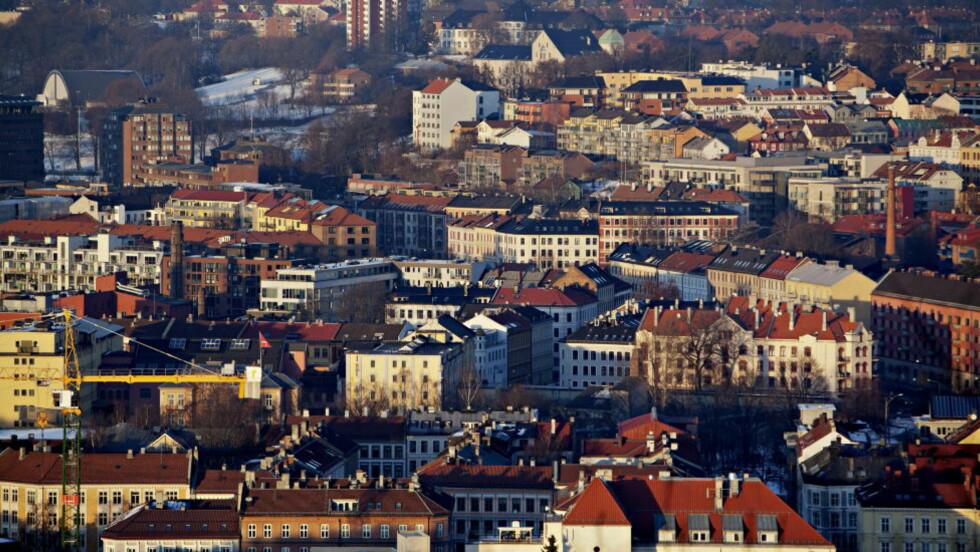 FALTER UT?: Gjennomsnittsprisen hittil i år er 5,2 prosent høyere enn snittprisen i hele 2012. Foto: Torbjørn Katborg Grønning / Dagbladet