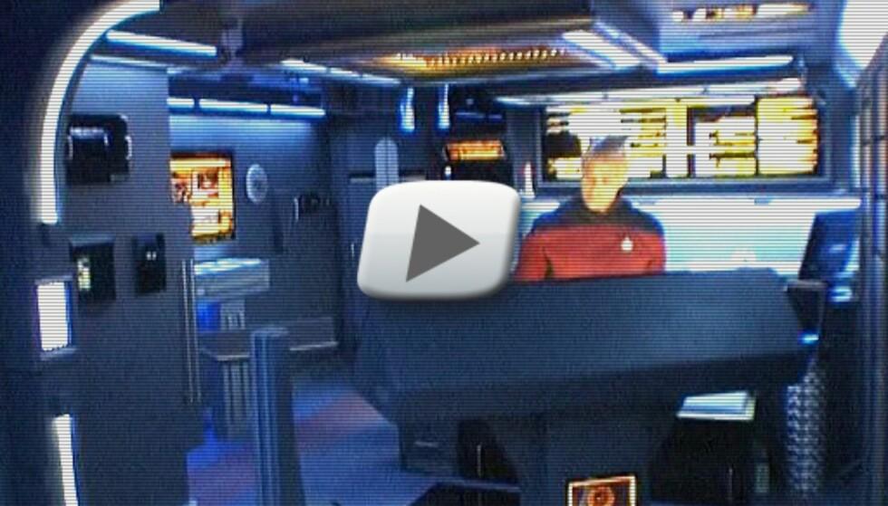 Star Trek-leilighet til salgs
