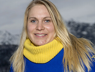 STORTALENT: Hanna Erikson ble spådd en lysende fremtid som langrennsløper. Foto: Maja Suslin / TT / NTB Scanpix